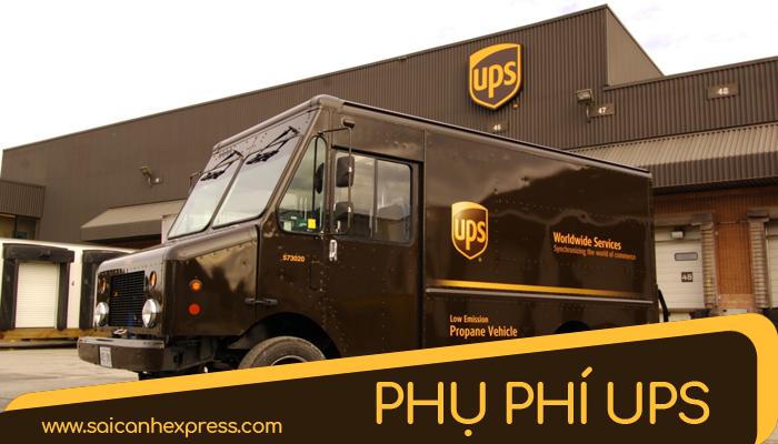 Phu phi nhien lieu UPS