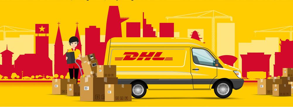 DHL Express banner