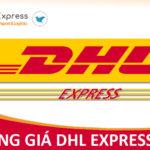 Bảng giá DHL
