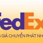 Bảng giá FedEx