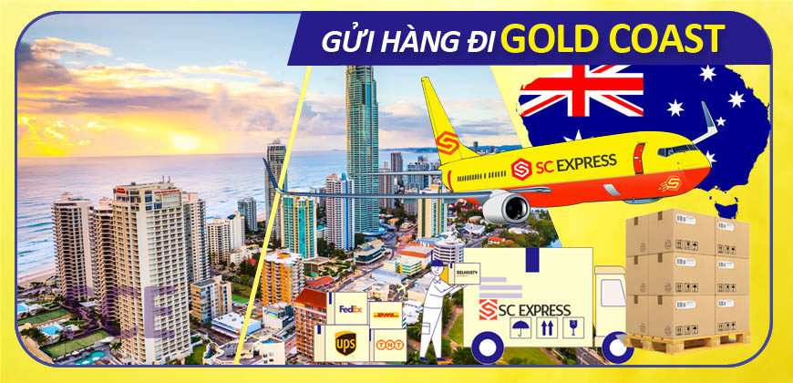 Gui hang di Gold Coast