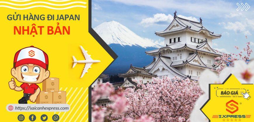 Gửi hàng đi Nhật Bản Japan