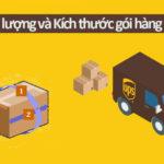 Quy định trọng lượng và kích thước của UPS