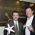 UPS triển khai mạng lưới sản xuất in 3D tại Singapore