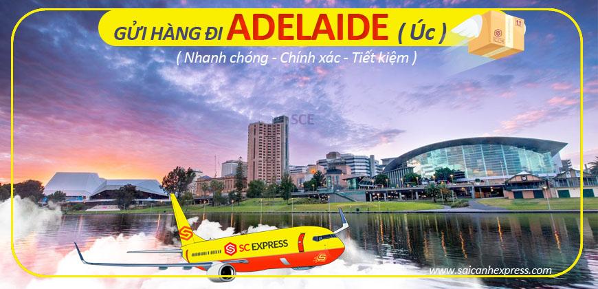 Gửi hàng giá rẻ đi Adelaide