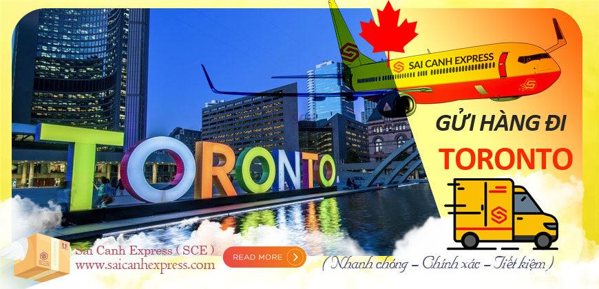 Gui hang di Toronto gia re