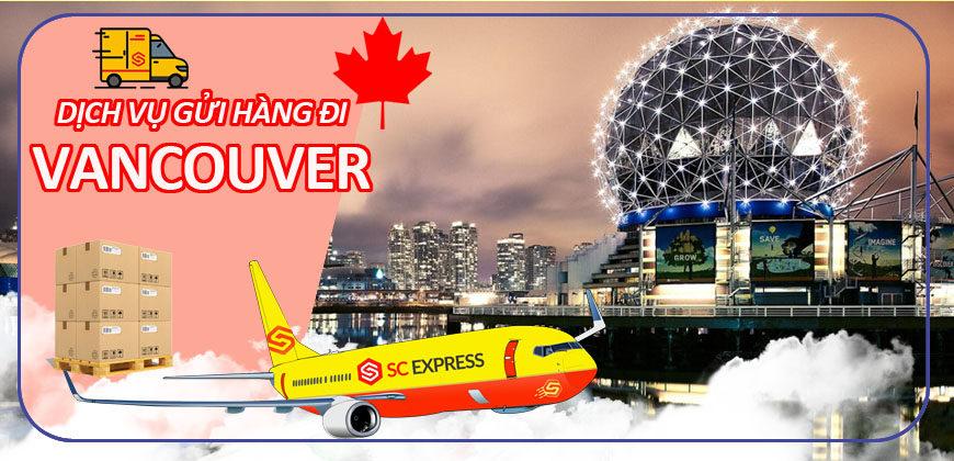 Gửi hàng đi Vancouver