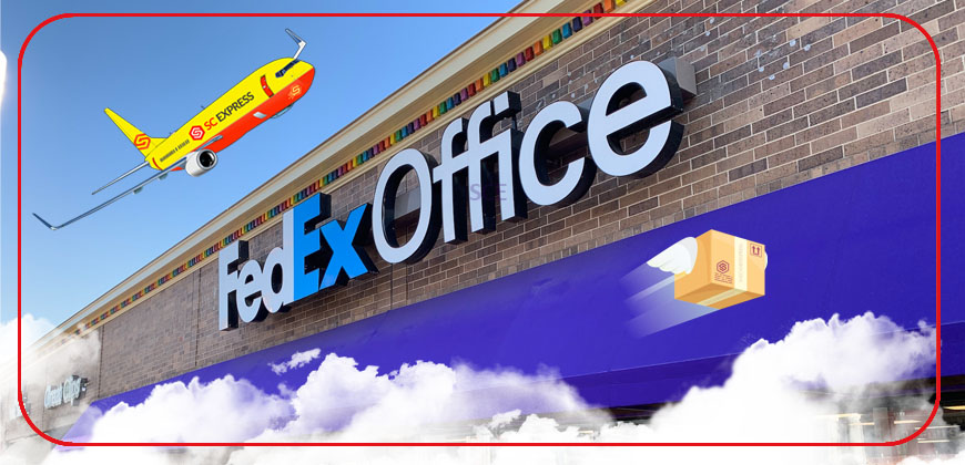 FedEx office contact
