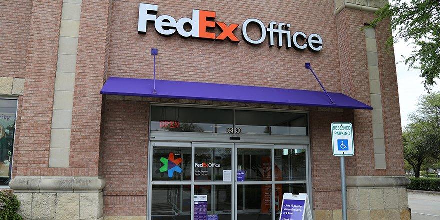 Van phong FedEx