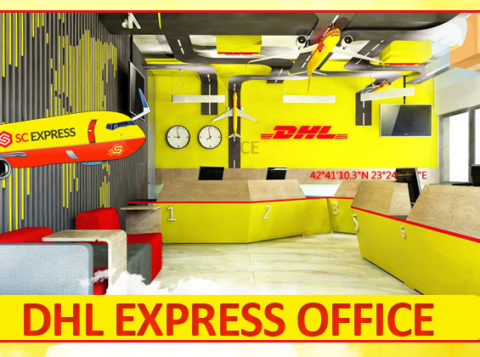 Van phong DHL Express office contact