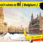 Gửi hàng đi Bỉ