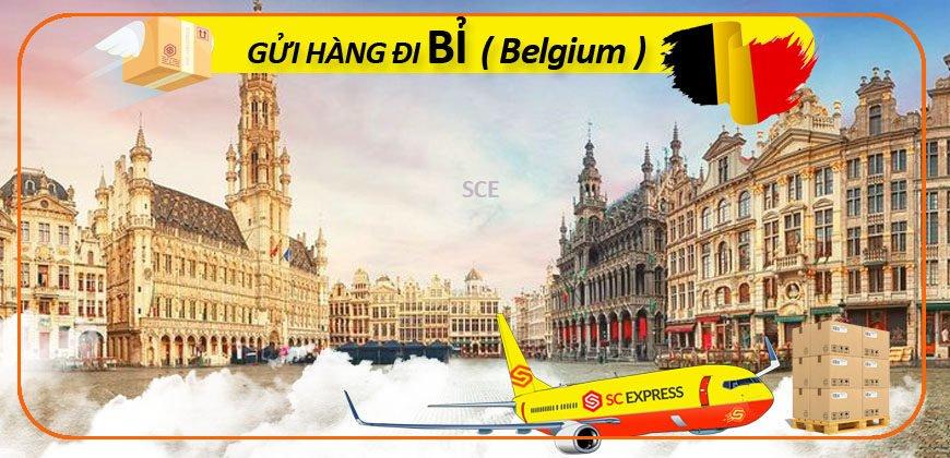 Gửi hàng đi Bỉ giá rẻ