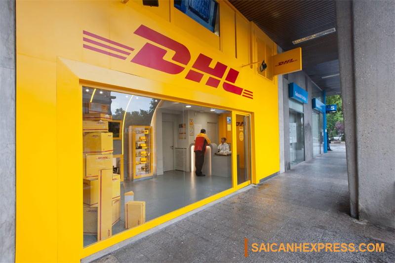 Văn phòng DHL Express