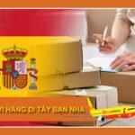 Gửi hàng đi Tây Ban Nha giá rẻ