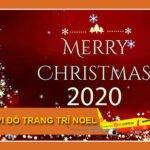Gửi đồ trang trí Noel đi nước ngoài