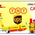 Công ty gửi hàng chuyển phát nhanh đi Canada