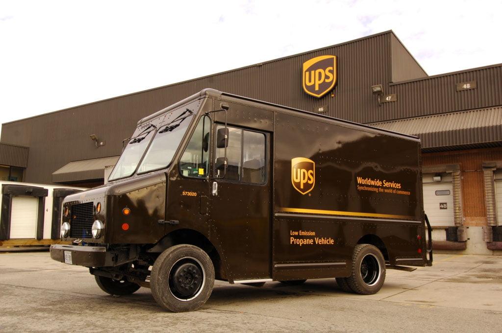 Gửi hàng đi Mỹ UPS
