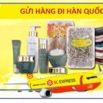 Gửi đồ từ Việt Nam sang Hàn Quốc