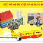 Gửi hàng từ Việt Nam sang Đài Loan
