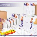 Phụ phí đặc biệt của FedEx