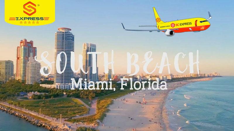 Chuyển phát nhanh đi Miami