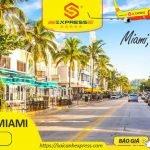 Vận chuyển hàng hóa đi Miami