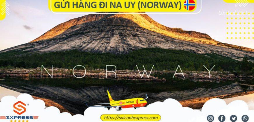 Gửi hàng đi Na Uy Norway